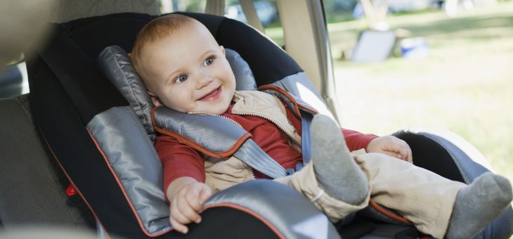 Штраф за непристегнутого ребенка и езду без детского автокресла