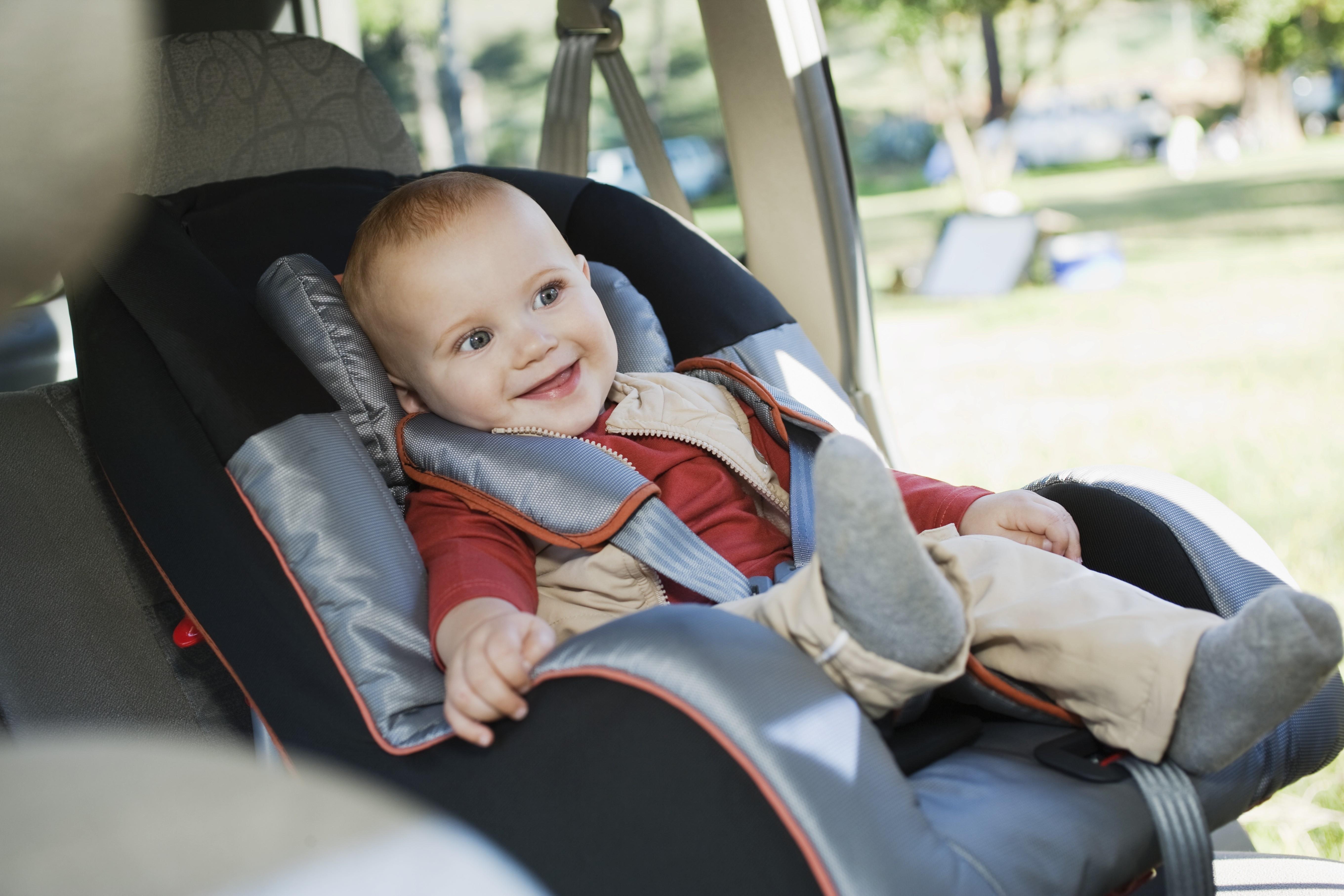 Автокресло для большого ребенка фото