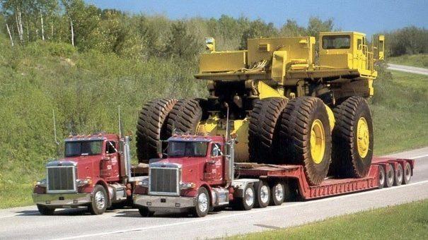 Нарушение правил перевозки опасных, крупногабаритных и тяжеловесных грузов: каковы штрафы?