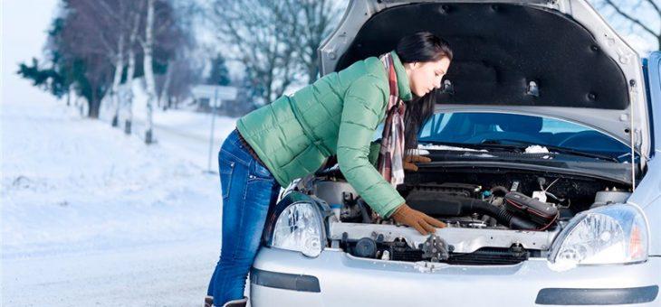 Как облегчить запуск двигателя зимой?