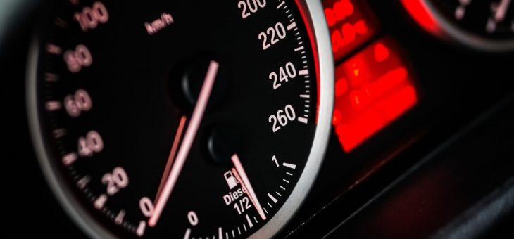 Всё о штрафах за превышение скорости