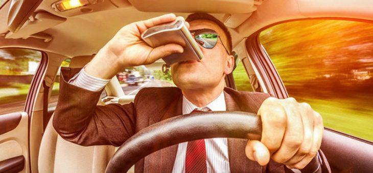 Пьяный за рулем: преступление и наказание