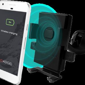 airpower для iphone/ Беспроводное зарядное в авто